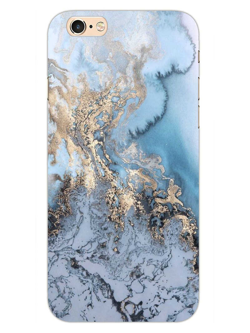 Blue Marble iPhone 6S Mobile Cover Case - MADANYU