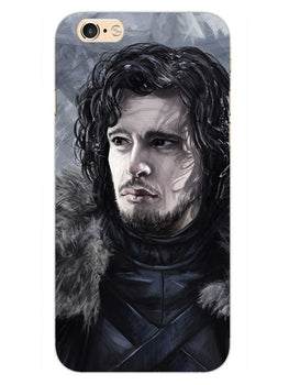 Jon Snow iPhone 6 Mobile Cover Case
