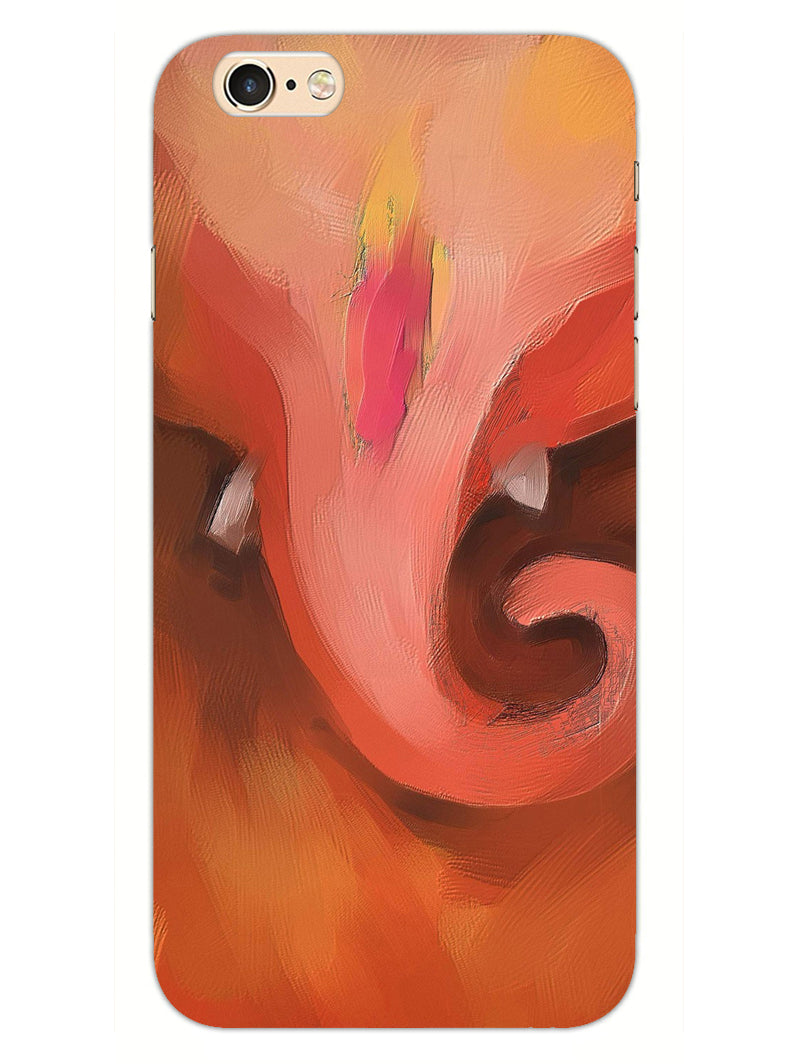 Lord Ganesha Art iPhone 6 Mobile Cover Case