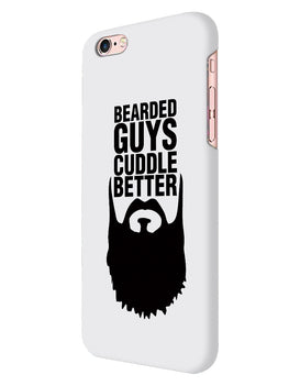 Beard Cuddle iPhone 6S Mobile Cover Case