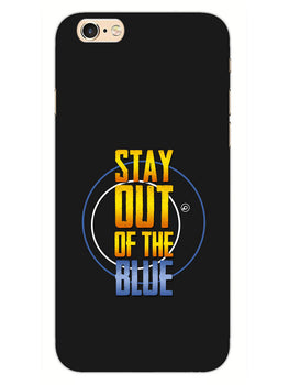 Unexpected Event Pub G Quote iPhone 6 Mobile Cover Case