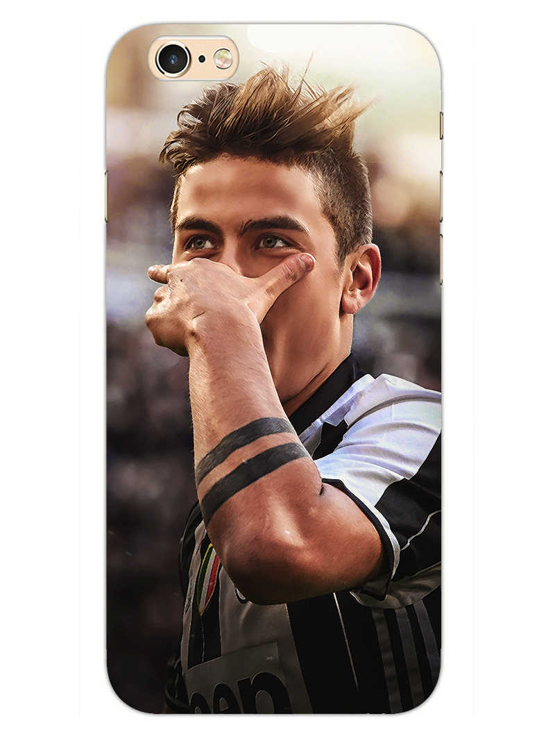 Dybala Art iPhone 6 Mobile Cover Case