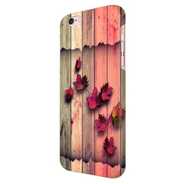 Color Wood iPhone 6 Mobile Cover Case