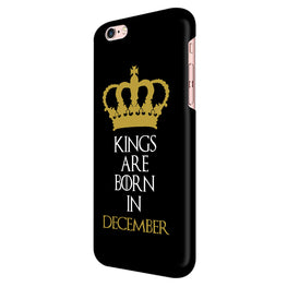 Kings December iPhone 6 Mobile Cover Case