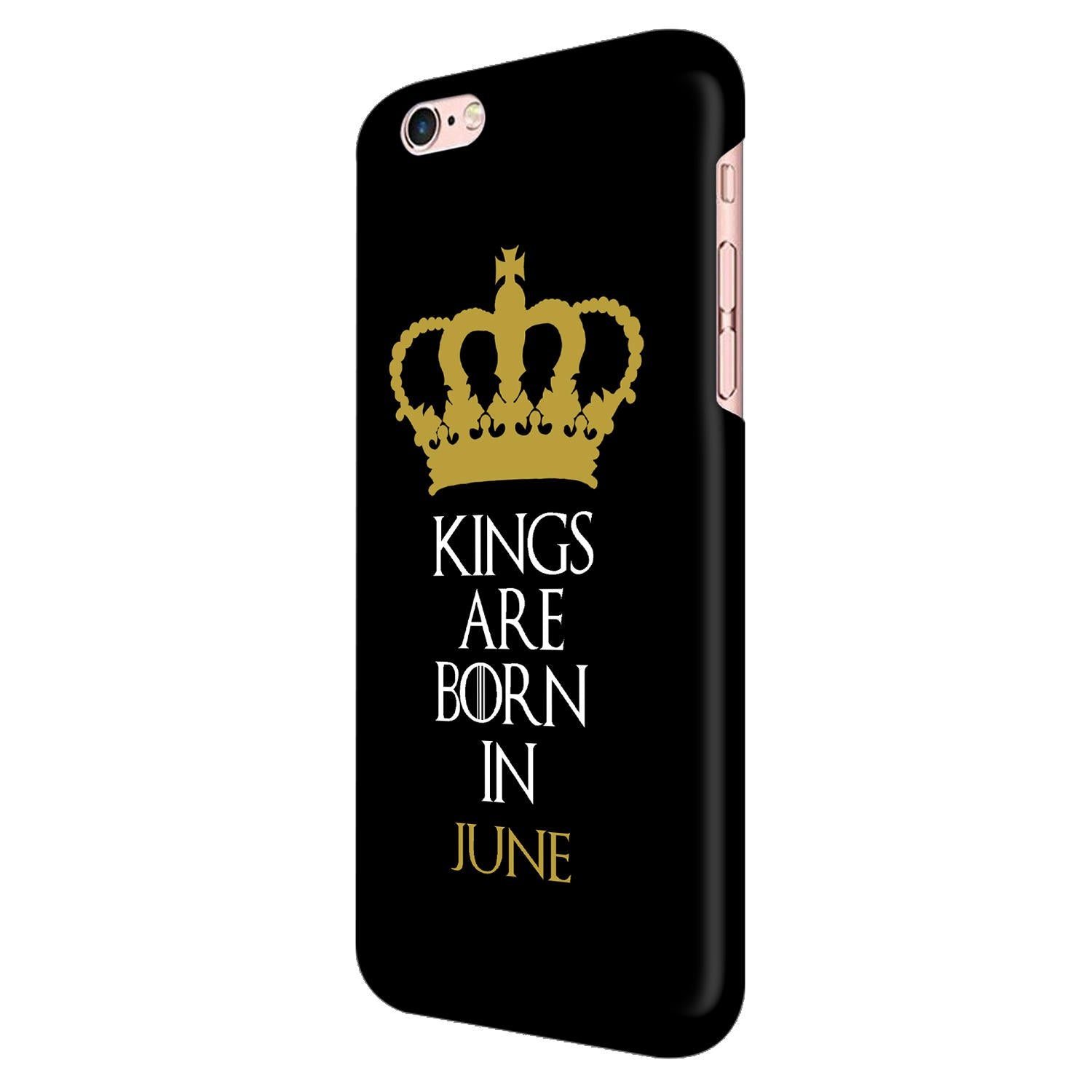 Kings June iPhone 6 Mobile Cover Case - MADANYU