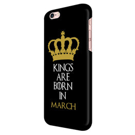 Kings March iPhone 6 Mobile Cover Case