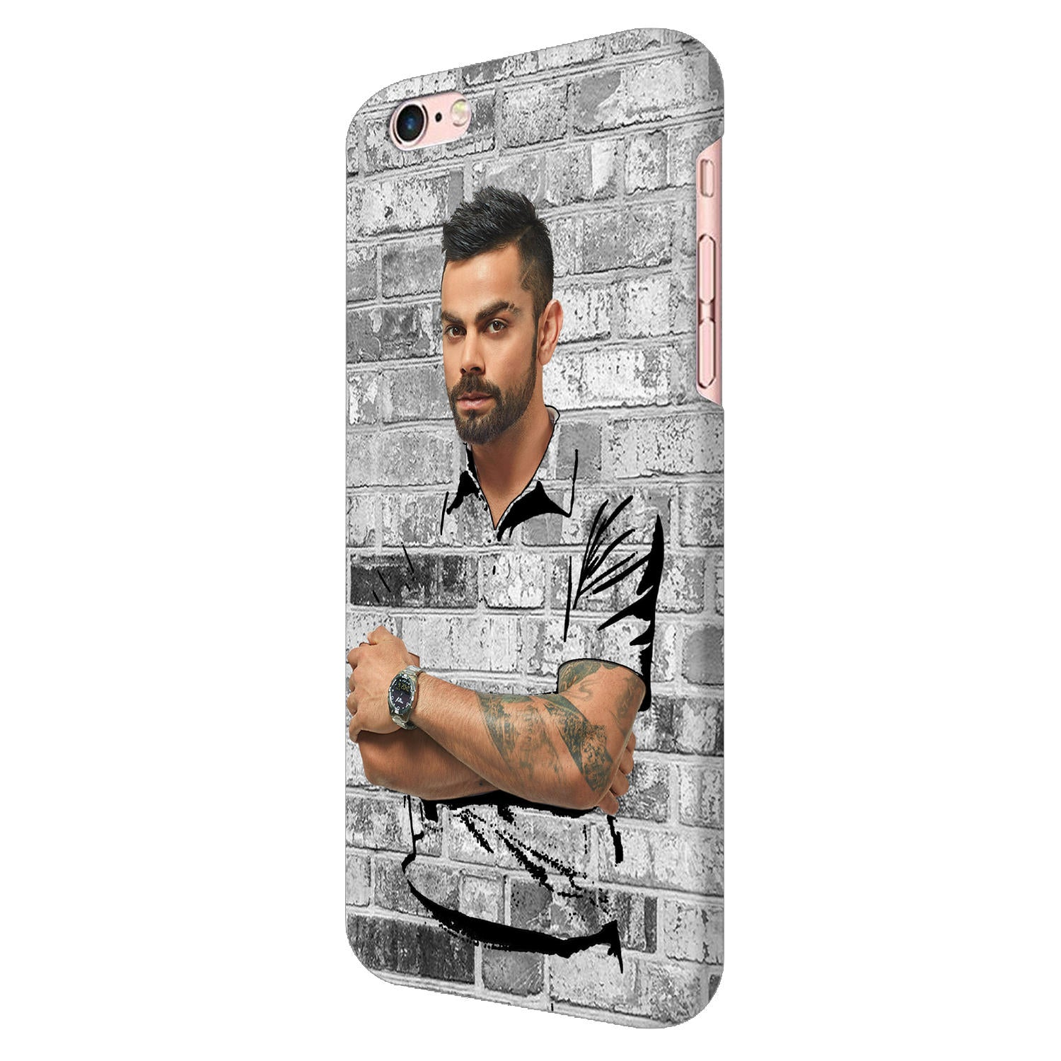 The Wall Of Kohli iPhone 6 Mobile Cover Case - MADANYU