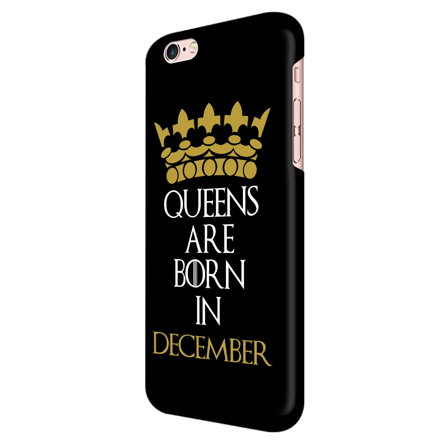Queens December iPhone 6 Mobile Cover Case - MADANYU
