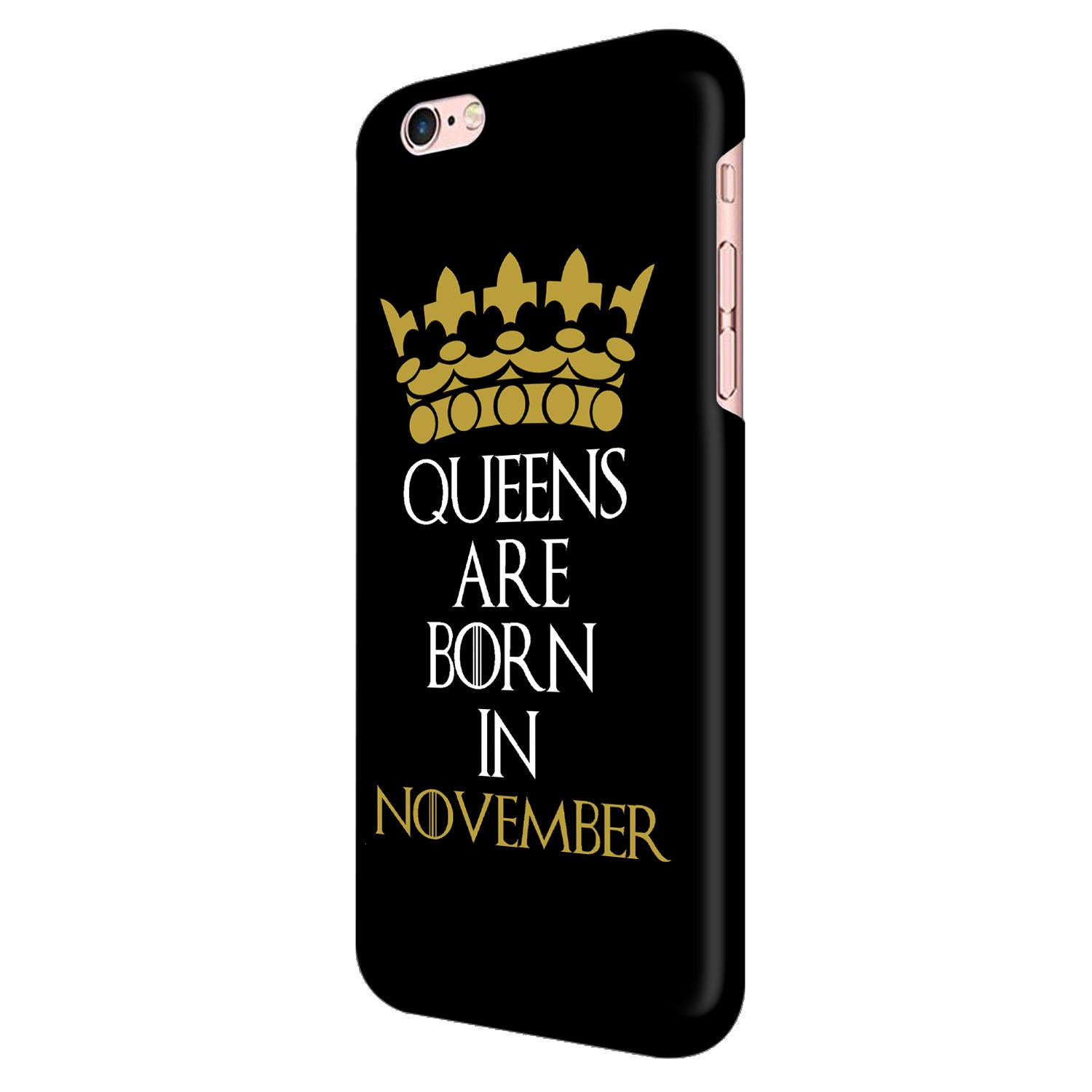 Queens November iPhone 6 Mobile Cover Case - MADANYU
