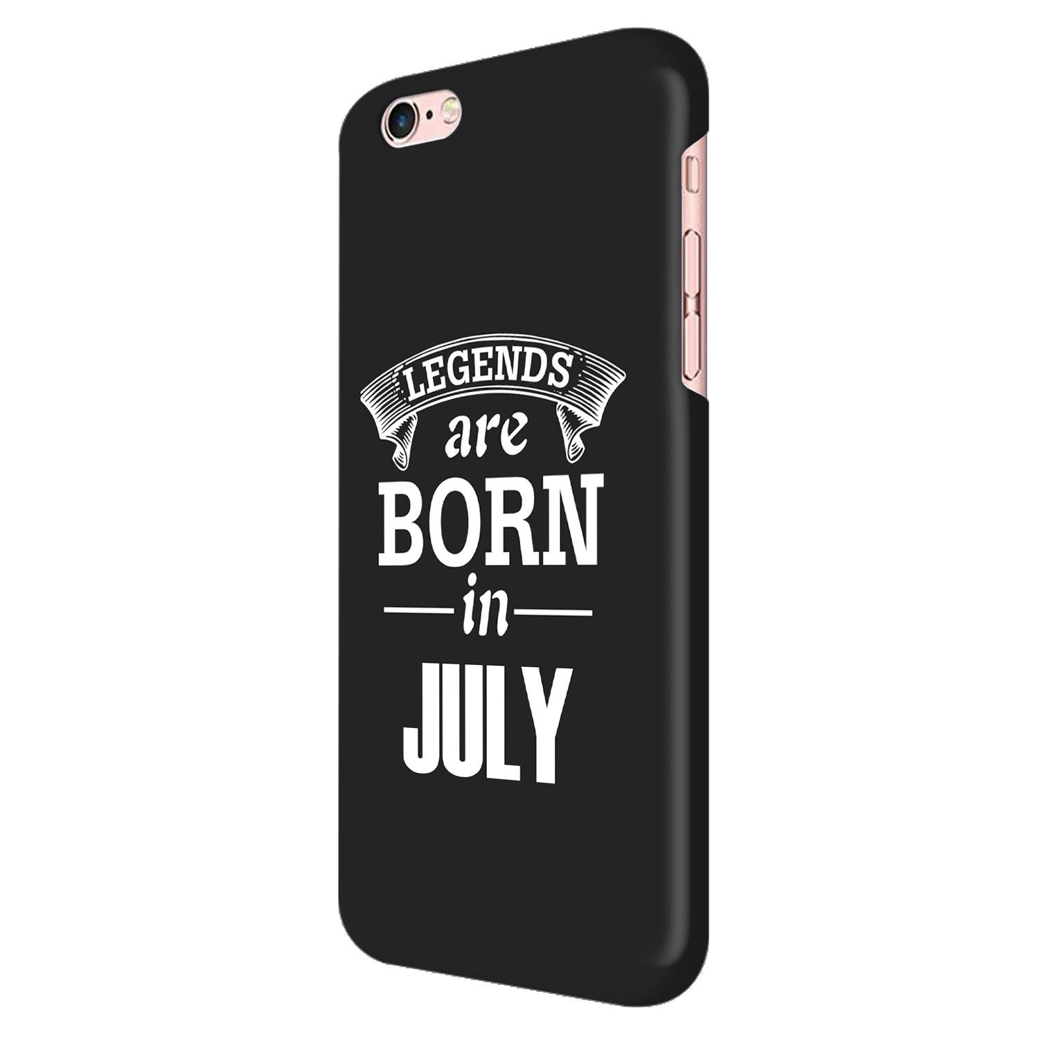 Legends July iPhone 6 Mobile Cover Case - MADANYU