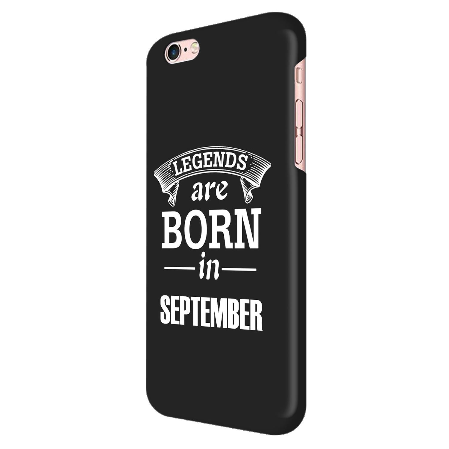 Legends September iPhone 6 Mobile Cover Case
