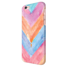 WaterColor Chevron Pattern iPhone 6 Mobile Cover Case