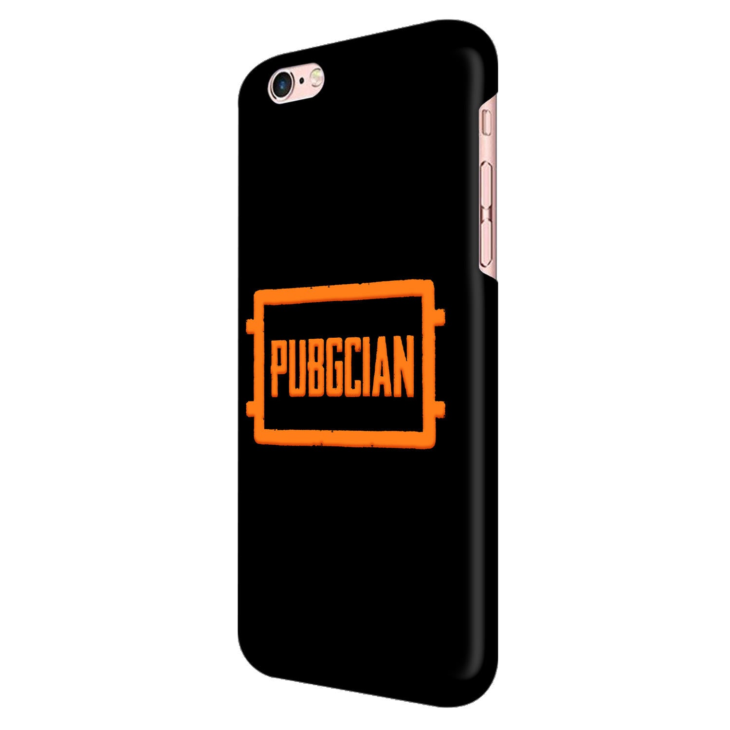 Pubgcian For Game Lovers iPhone 6 Mobile Cover Case - MADANYU