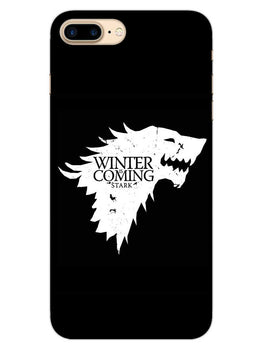 Winter Is Coming iPhone 7 Plus Mobile Cover Case