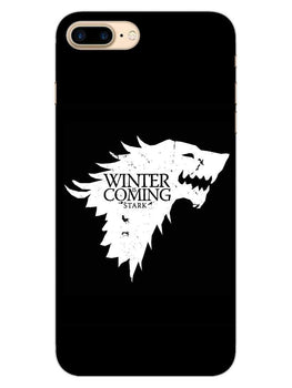 Winter Is Coming iPhone 8 Plus Mobile Cover Case