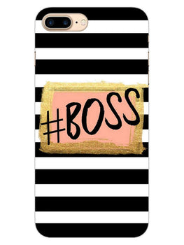 The Boss iPhone 8 Plus Mobile Cover Case