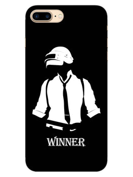 Winner Pub G Game Lover iPhone 7 Plus Mobile Cover Case