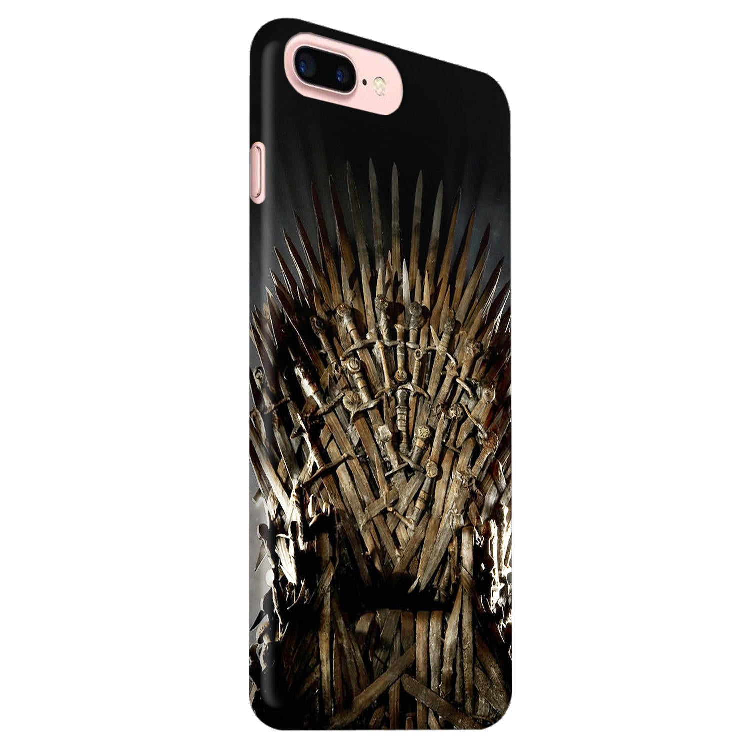 The Iron Throne iPhone 7 Plus Mobile Cover Case - MADANYU