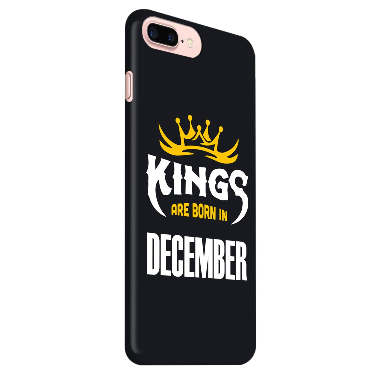 Kings December - Narcissist iPhone 7 Plus Mobile Cover Case - MADANYU