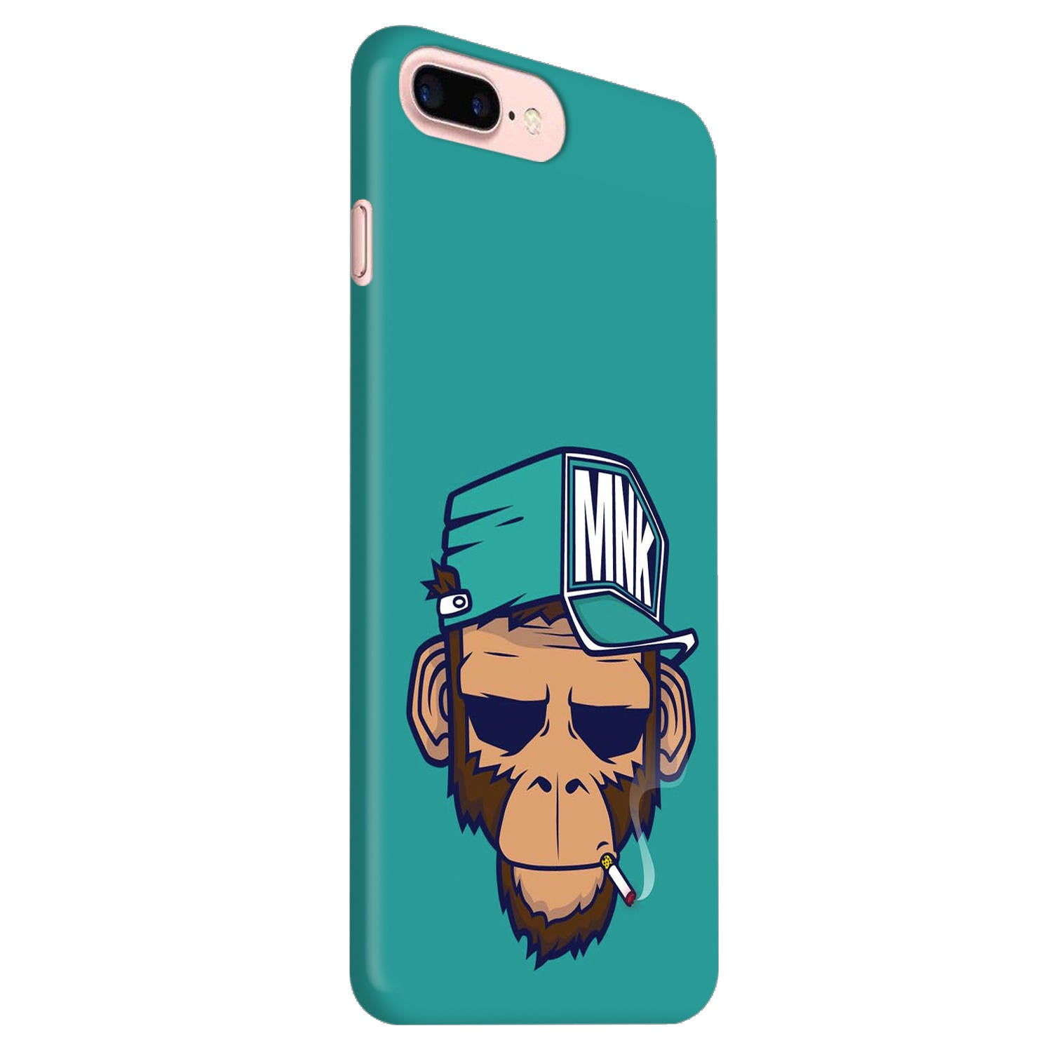 Monkey Swag iPhone 7 Plus Mobile Cover Case - MADANYU