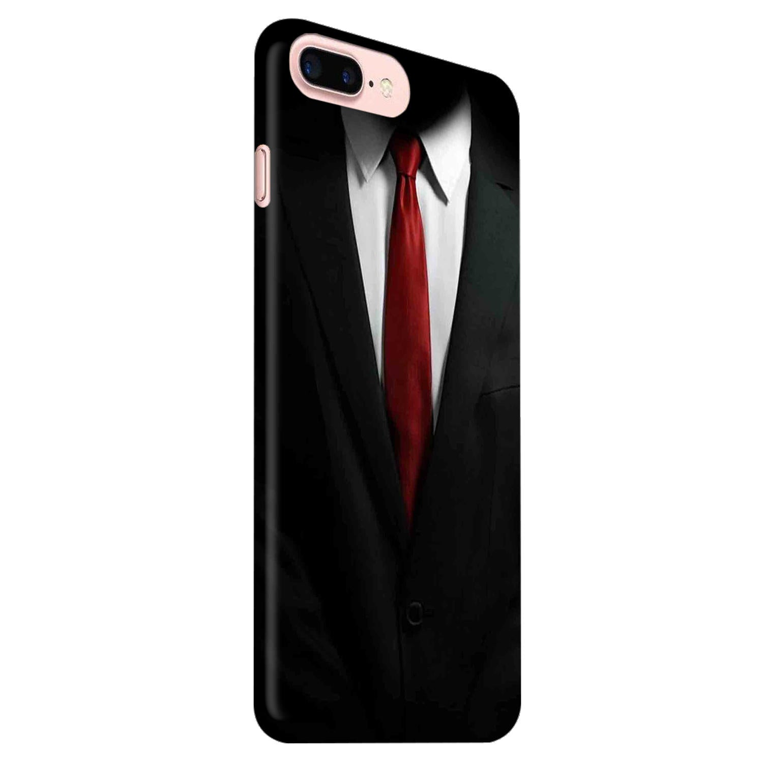 Suit Up iPhone 7 Plus Mobile Cover Case - MADANYU