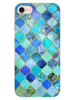 Morroccan Pattern iPhone 8 Mobile Cover Case
