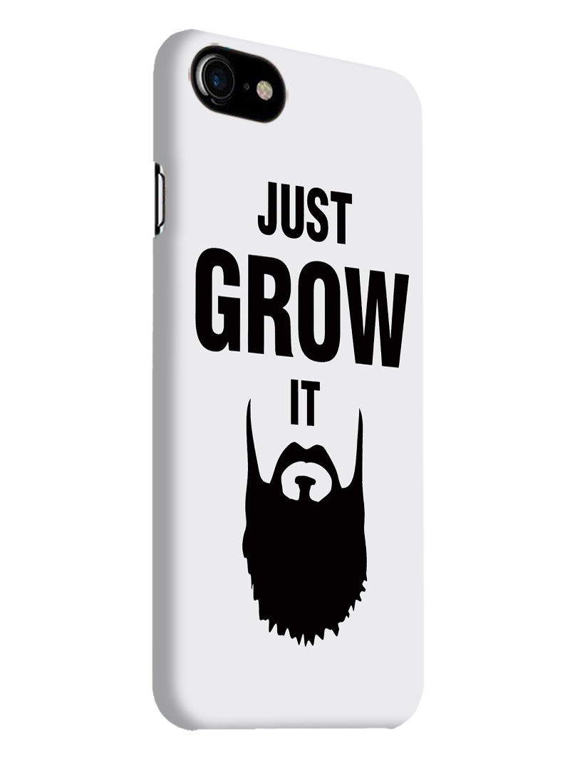 Movember iPhone 7 Mobile Cover Case