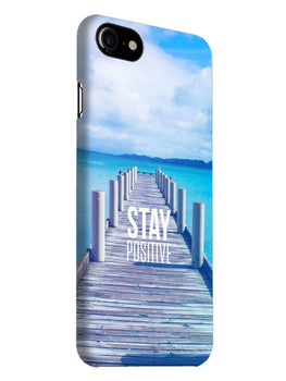 Stay Positive iPhone 7 Mobile Cover Case