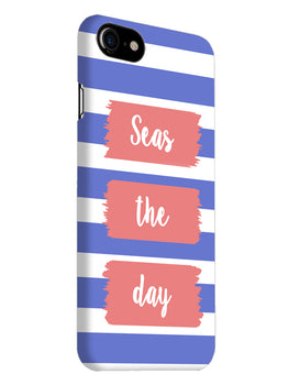 Seas The Day iPhone 7 Mobile Cover Case