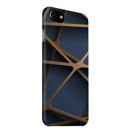 Random Geometry iPhone 7 Mobile Cover Case