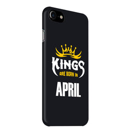 Kings April - Narcissist iPhone 7 Mobile Cover Case
