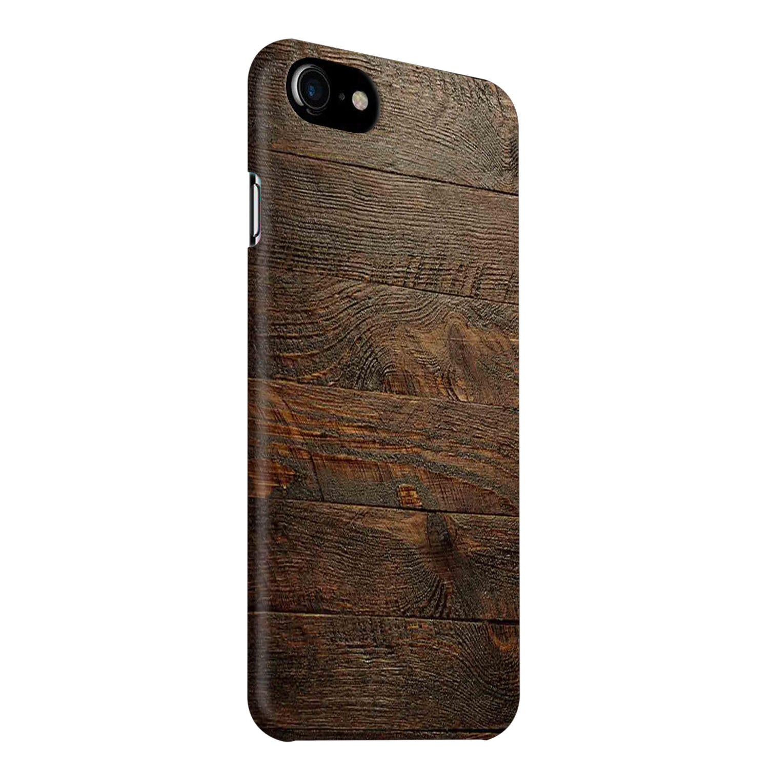 Wooden Wall iPhone 7 Mobile Cover Case - MADANYU