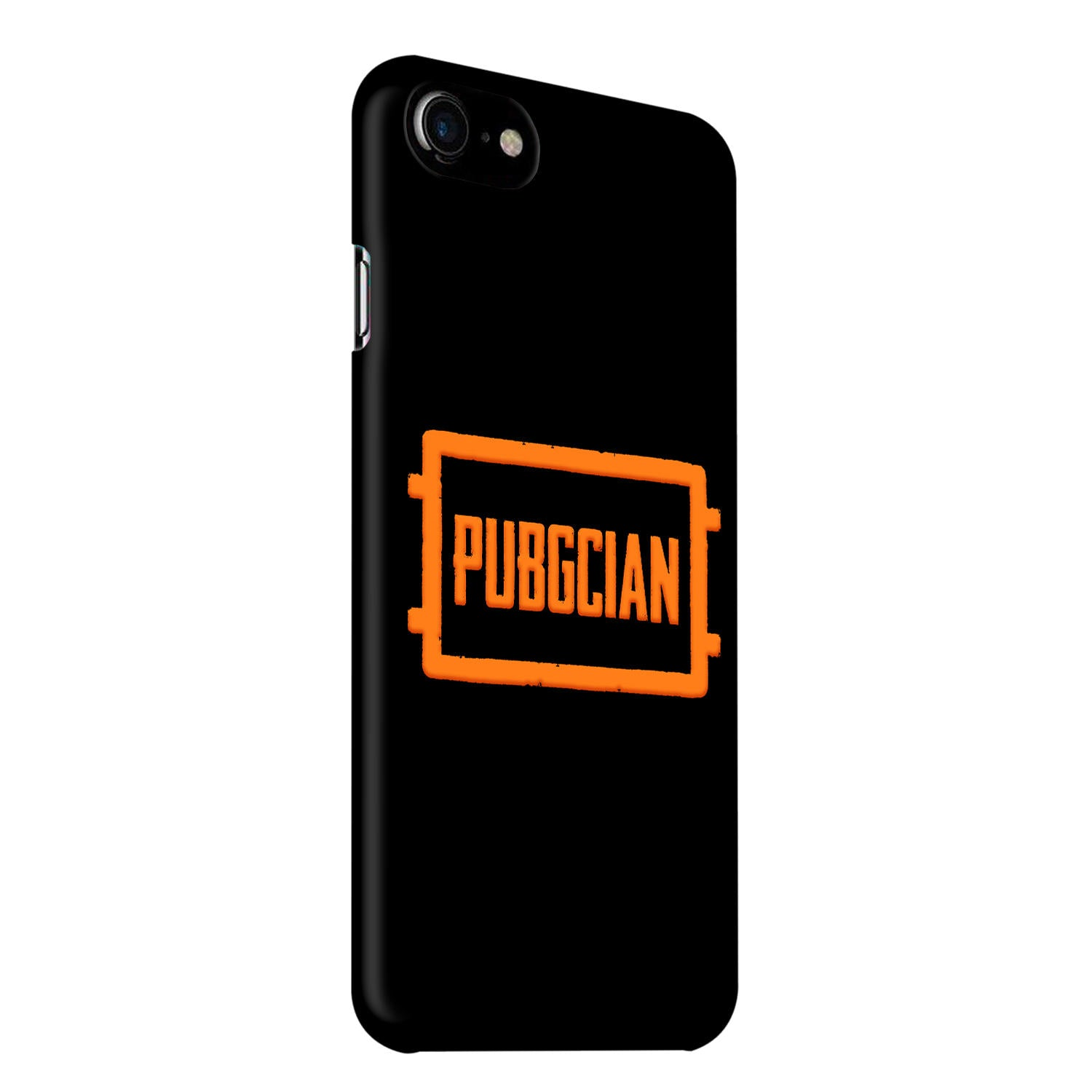 Pubgcian For Game Lovers iPhone 7 Mobile Cover Case - MADANYU