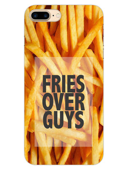 Fries Over Guys iPhone 8 Plus Mobile Cover Case