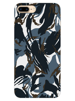 Camouflage Army Military iPhone 8 Plus Mobile Cover Case
