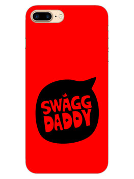 Swag Daddy Desi Swag iPhone 8 Plus Mobile Cover Case