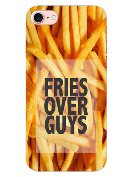 Fries Over Guys iPhone 8 Mobile Cover Case