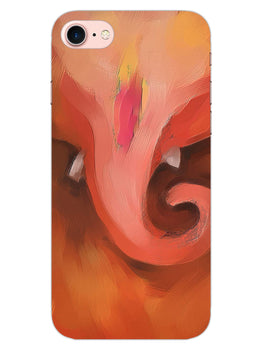 Lord Ganesha Art iPhone 8 Mobile Cover Case