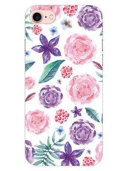 Floral Pattern iPhone 8 Mobile Cover Case