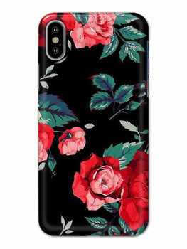 Mesmerizing Roses iPhone X Mobile Cover Case