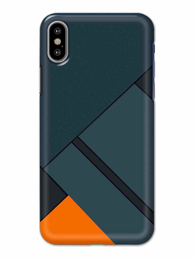 Material Nexus iPhone X Mobile Cover Case - MADANYU