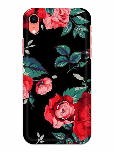 Mesmerizing Roses iPhone XR Mobile Cover Case - MADANYU