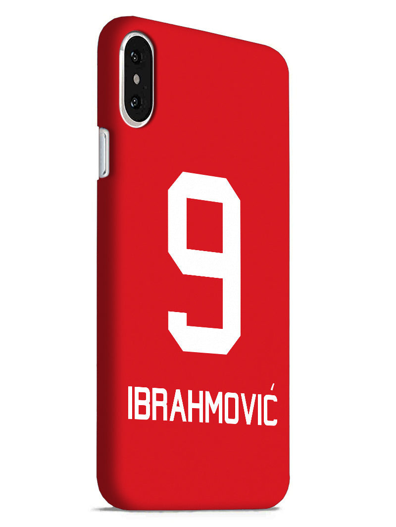 Ibrahimovi? iPhone X Mobile Cover Case