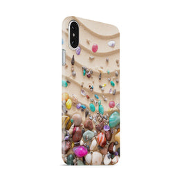Sea Shell Collection Beach Lovers iPhone X Mobile Cover Case