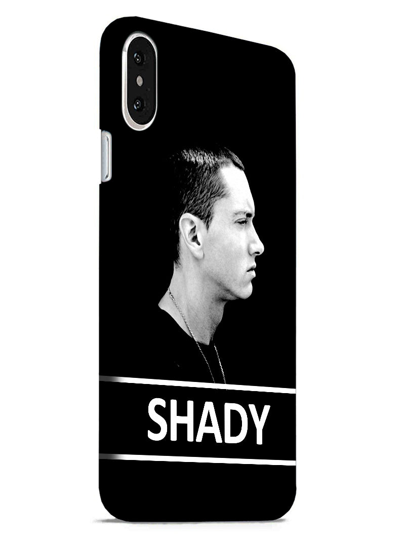 Slim Shady iPhone X Mobile Cover Case - MADANYU