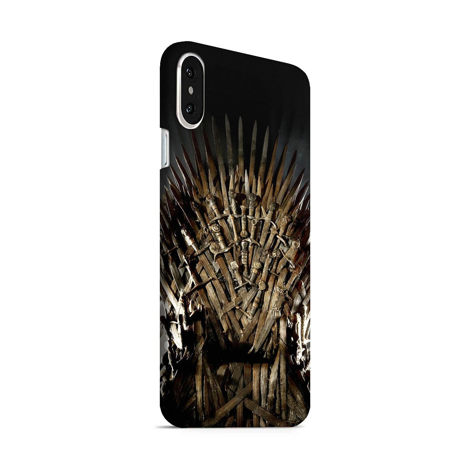 The Iron Throne iPhone X Mobile Cover Case - MADANYU