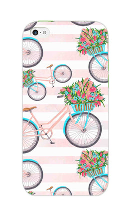 Bicycles Everywhere So Girly iPhone 5S Mobile Cover Case
