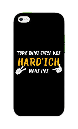 Hardich Nahi Hai Movie Dialogue  iPhone 5S Mobile Cover Case