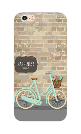 Enjoy The Ride With Bycycle iPhone 6S Mobile Cover Case