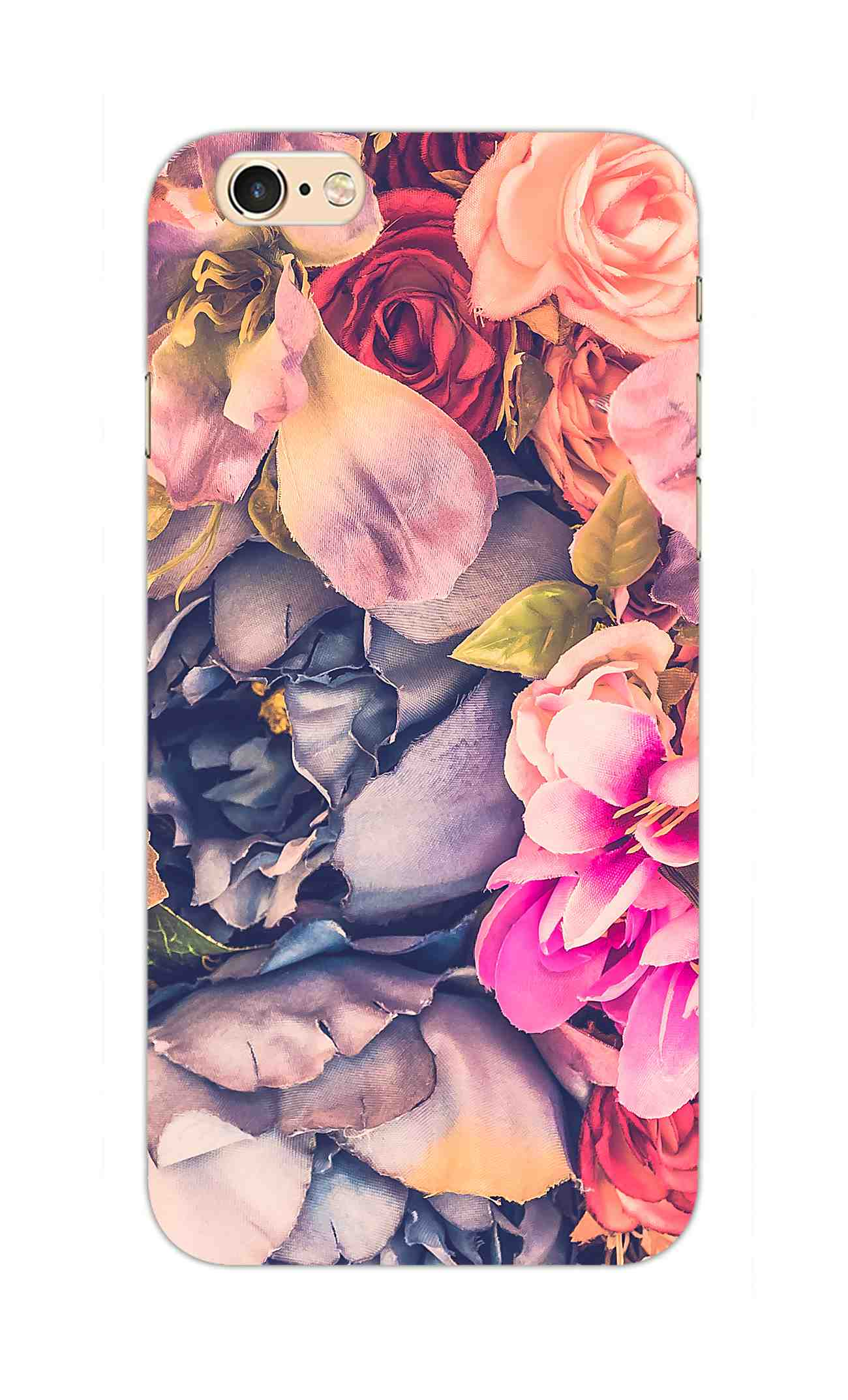 Flowers Blomming Roses Everywhere  iPhone 6S Plus Mobile Cover Case
